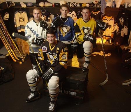 huge discount 8ea02 e0cc0 Pittsburgh Penguins jersey history